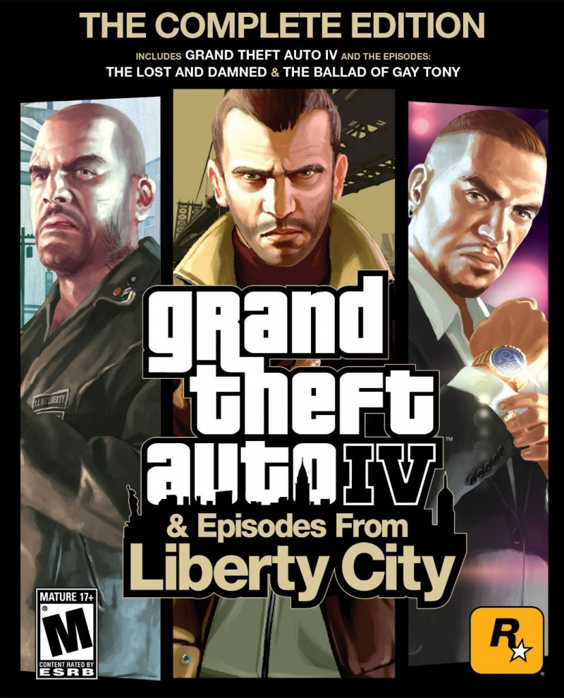 Grand Theft Auto IV: Complete Edition (Steam) Global CD KEY