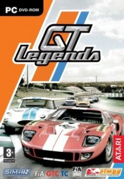 GT Legends (Steam) Global CD KEY