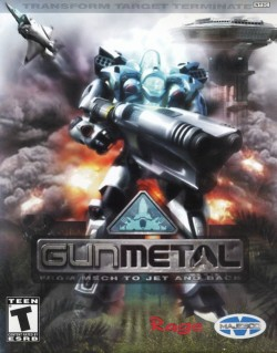 Gun Metal (Steam) Global CD KEY