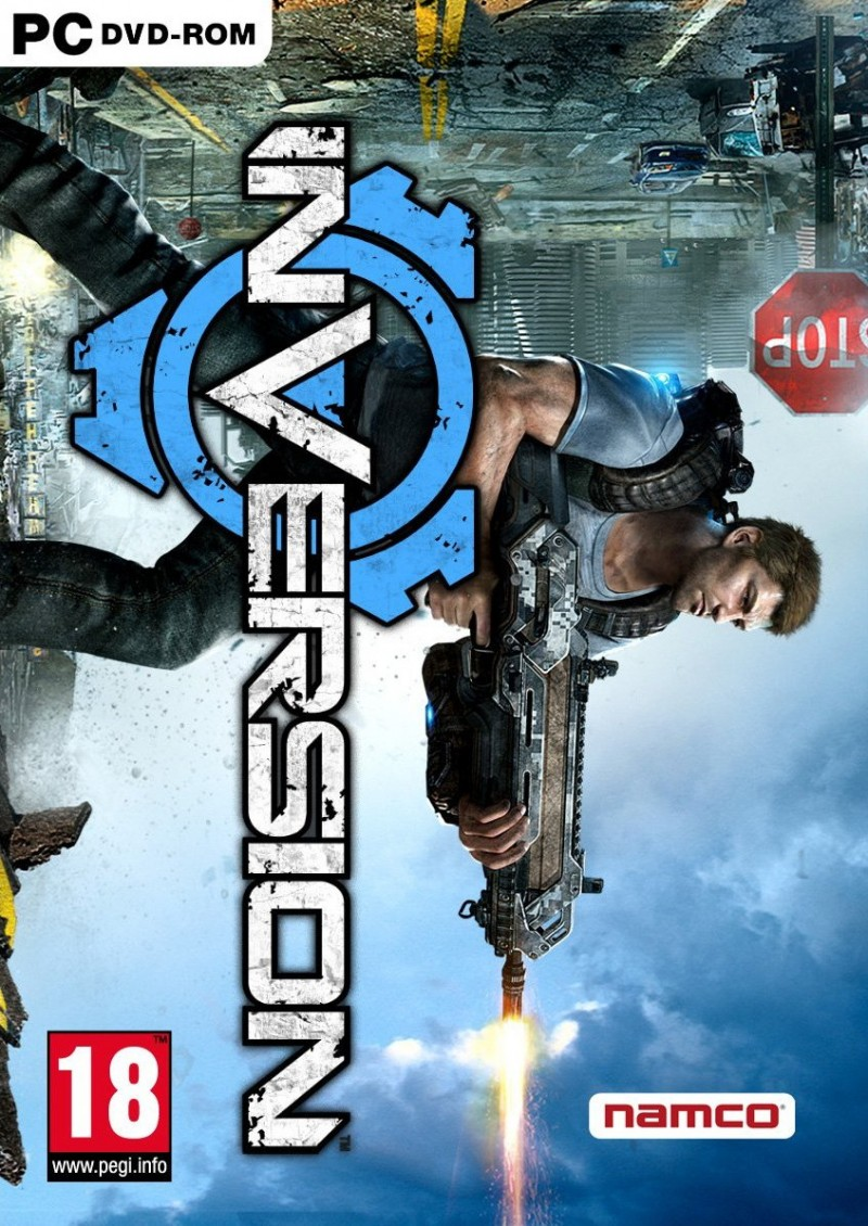 Inversion (Steam) Russian CD Key