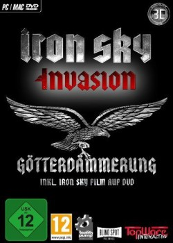 Iron Sky Invasion: Goetterdaemmerung Edition (Steam) Global CD KEY