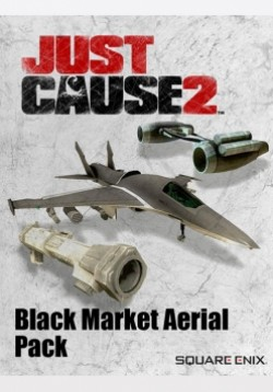 Just Cause 2: Black Market Aerial Pack DLC (Steam) Global CD KEY