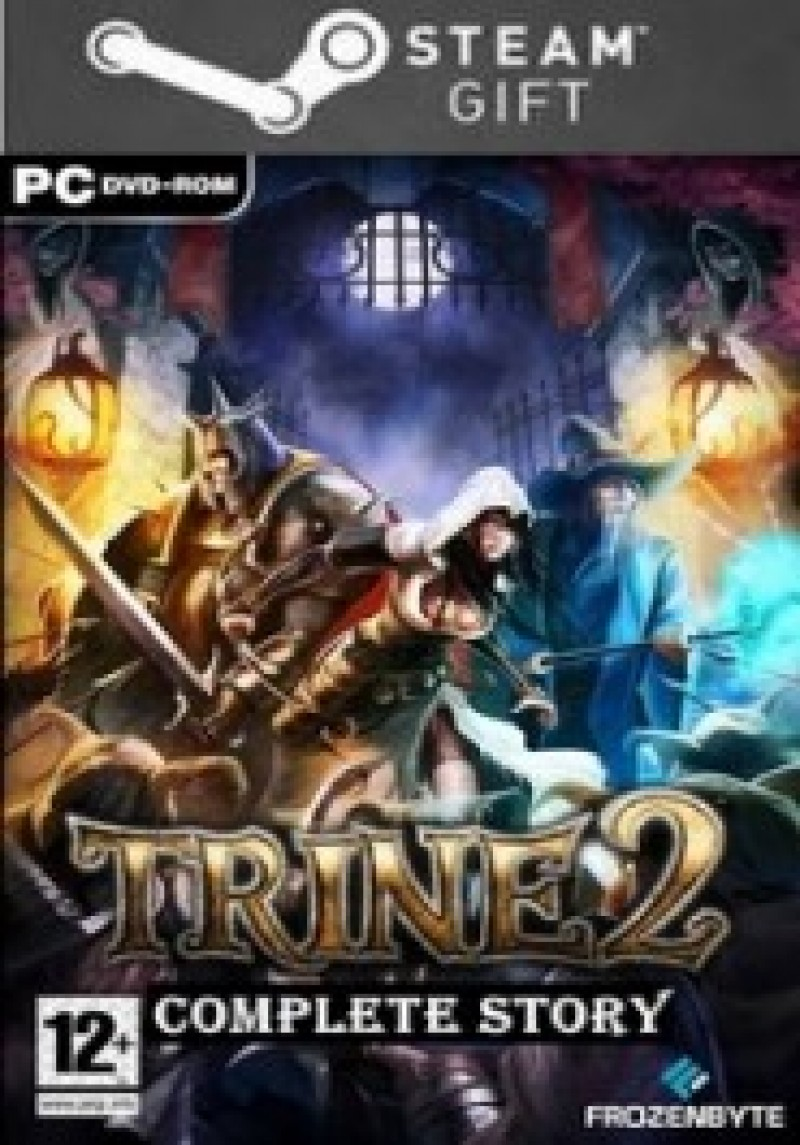 STEAM GIFT : Trine 2 Complete Story