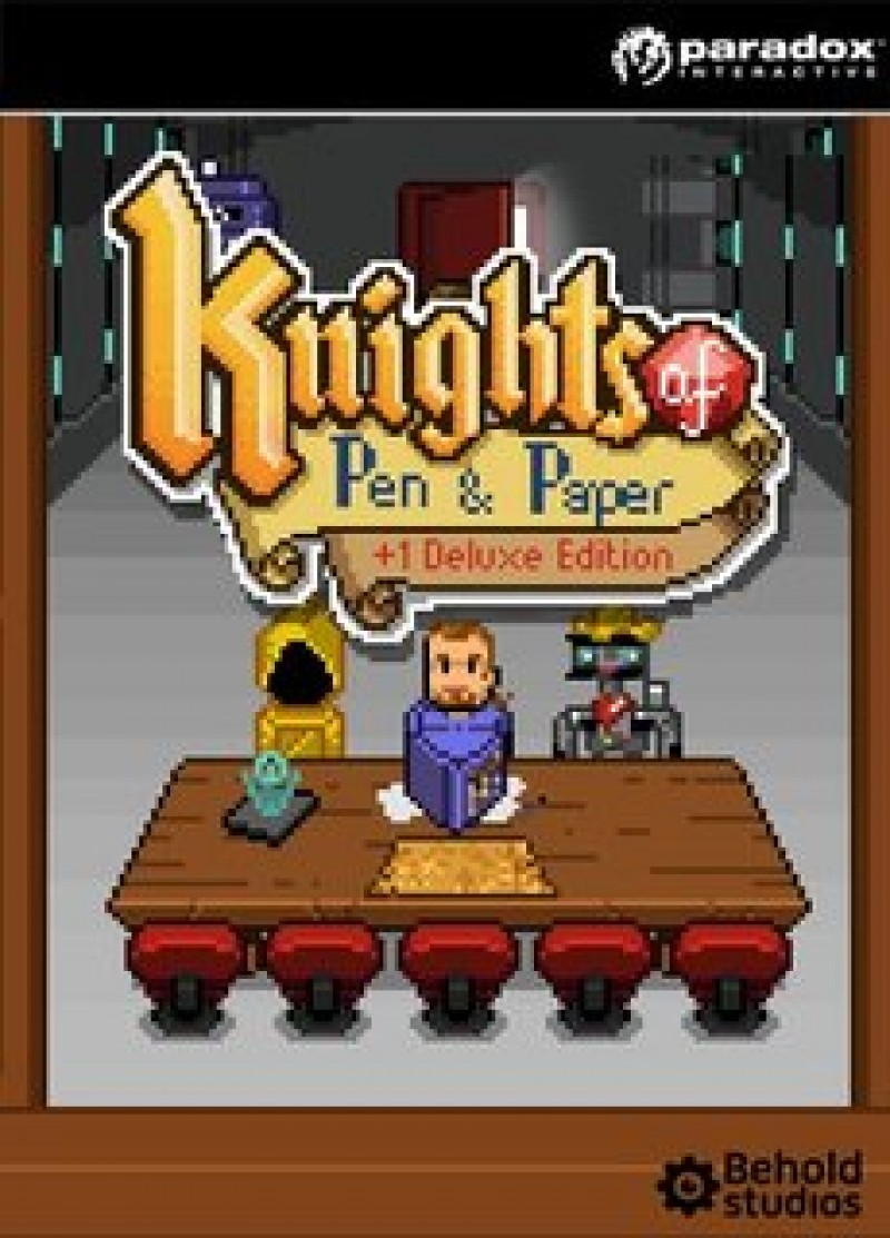 Knights of Pen and Paper +1 Digital Deluxe Edition (Steam) Global CD KEY