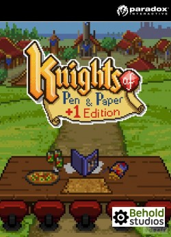 Knights of Pen and Paper +1 Edition (Steam) Global CD KEY