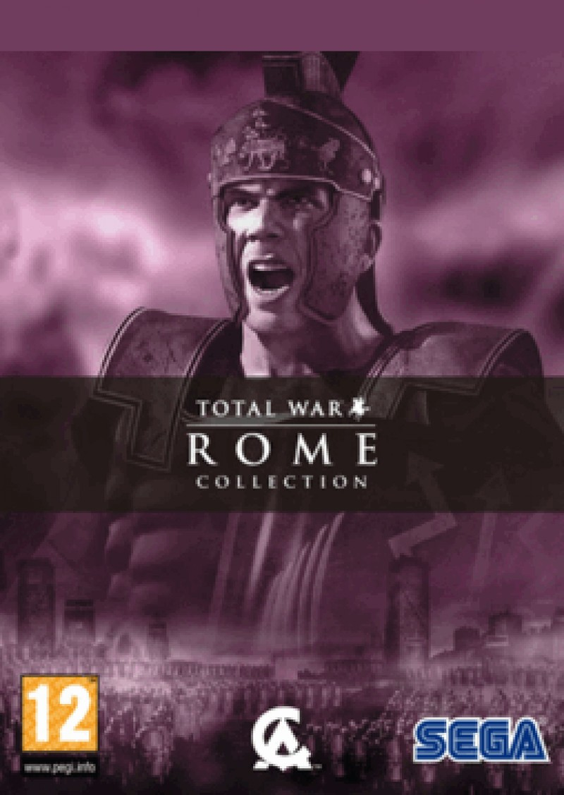 Rome: Total War Collection (Steam) Global CD KEY