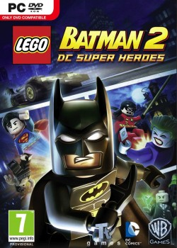 LEGO Batman 2 DC Super Heroes (Steam) Global CD KEY