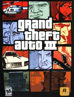 Grand Theft Auto III (Steam) Global CD KEY