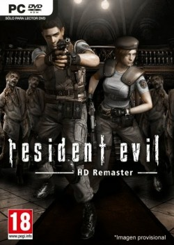 Resident Evil HD REMASTER (Steam) Global CD KEY