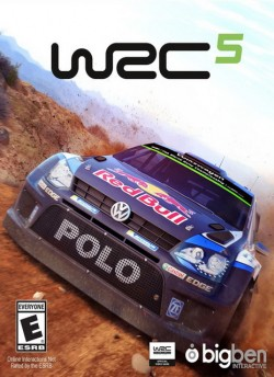 WRC 5 (Steam) Global CD KEY
