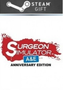 STEAM GIFT : Surgeon Simulator: Anniversary Edition