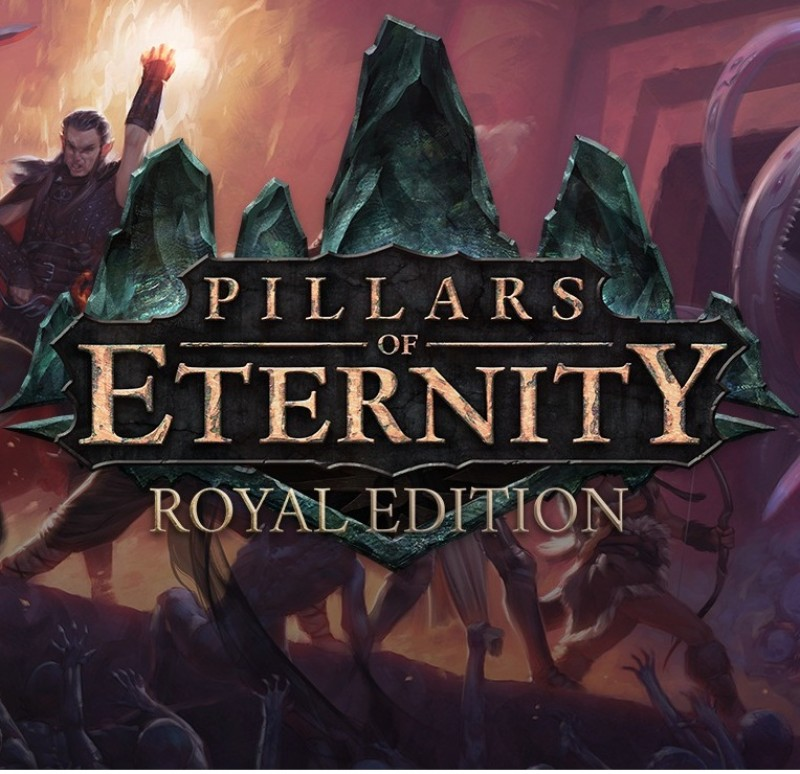 Pillars of Eternity Royal Edition (Steam) Global CD KEY