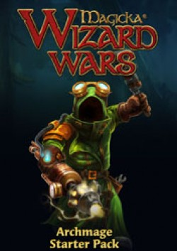 Magicka: Wizard Wars - Archmage Starter Pack(Steam) Global CD KEY