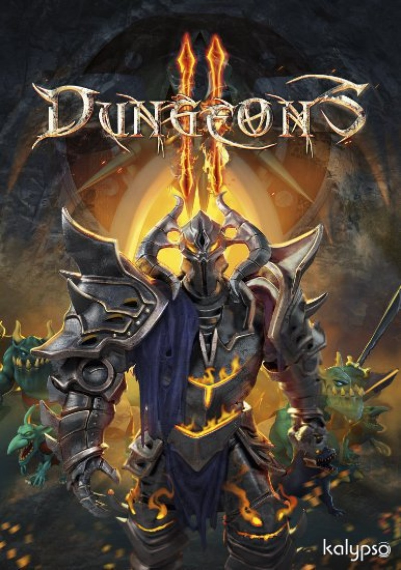 Dungeons 2 Kalypso Launcher DRM