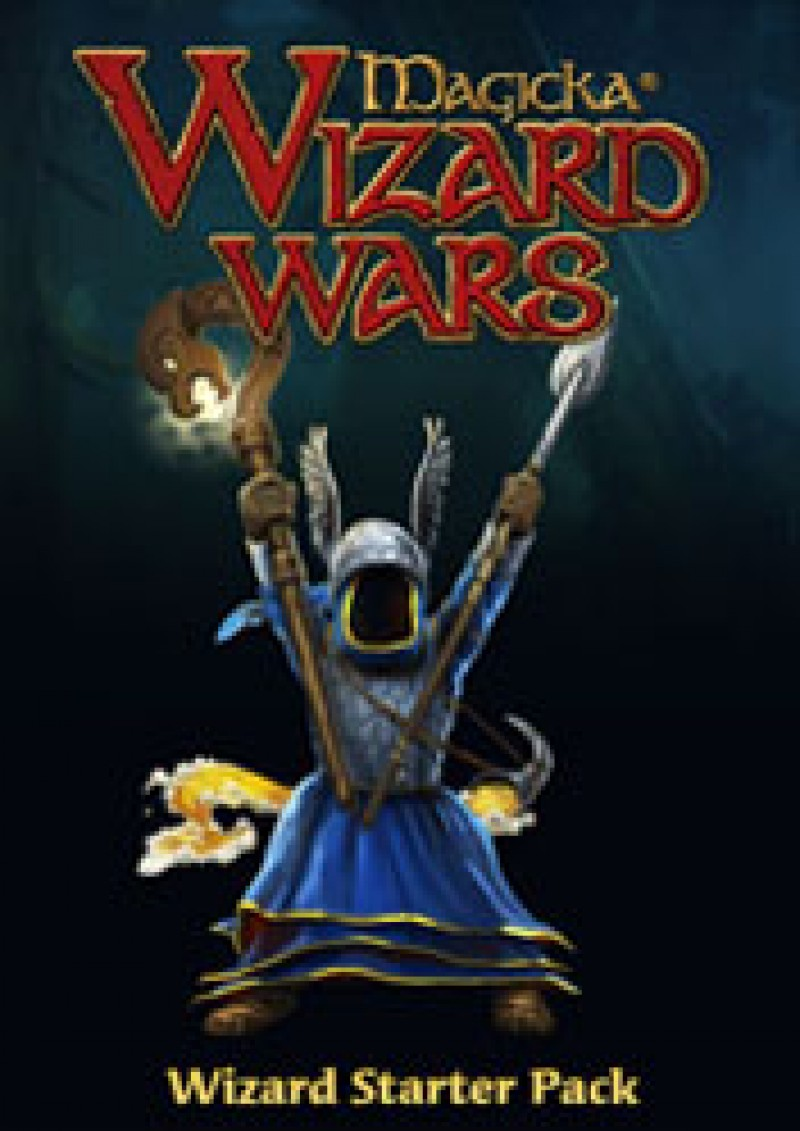 Magicka: Wizard Wars - Wizard Starter Pack (Steam) Global CD KEY