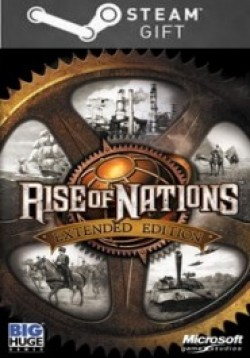 STEAM GIFT : Rise of Nations: Extended Edition (global/multil)