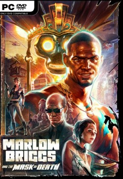 Marlow Briggs and the Mask of Death (Steam) Global CD KEY