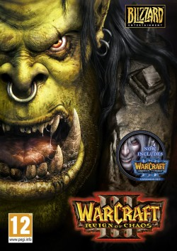 Warcraft 3 Gold (Reign of Chaos+Frozen Throne)