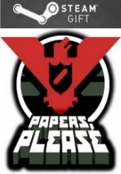 STEAM GIFT: Papers, Please