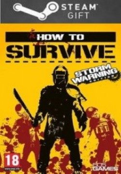 STEAM GIFT : How to Survive - Storm Warning Edition