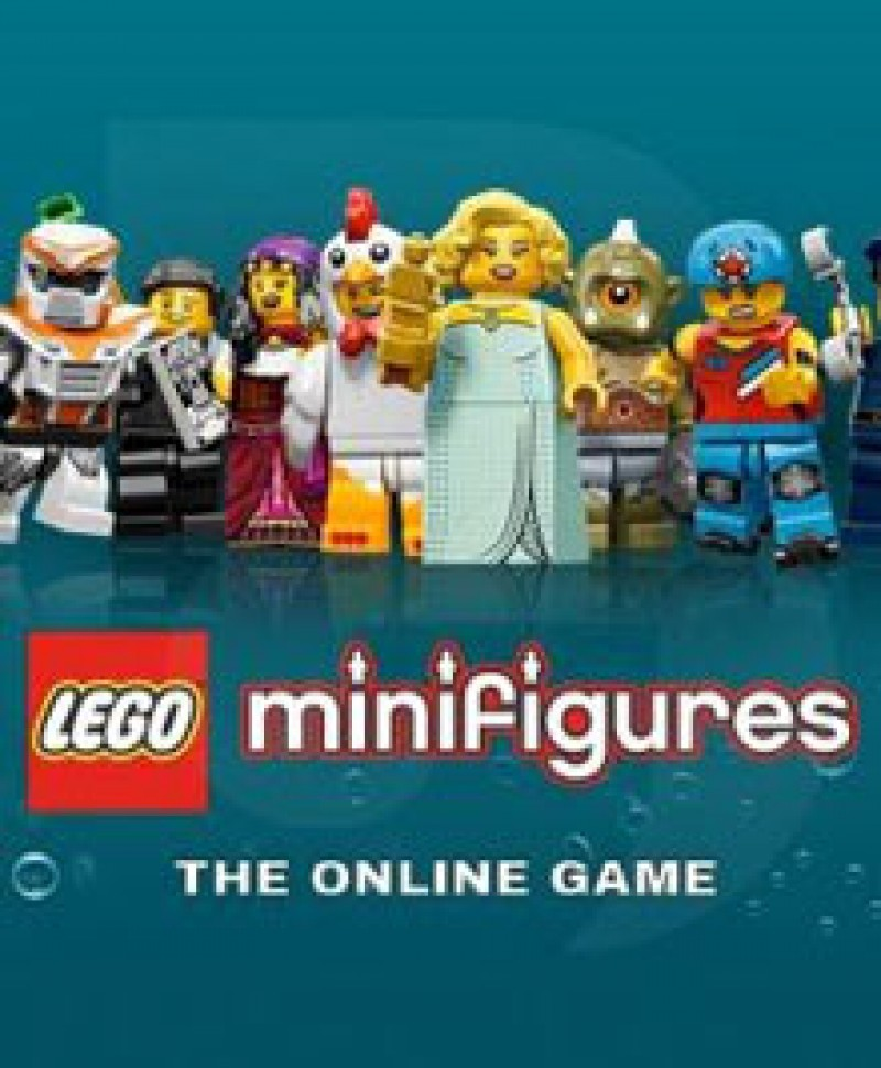 LEGO Minifigures Online (activate at playminifigures.com)