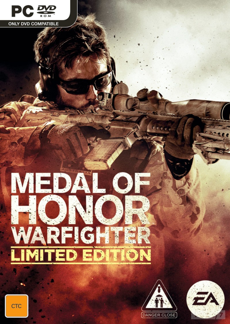 Medal of Honor: Warfighter Limited Edition (Origin) RU/PL CD Key