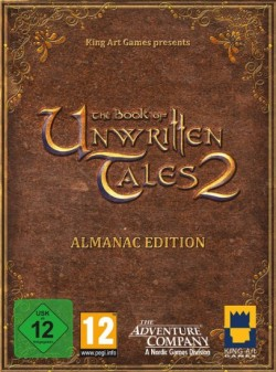 The Book of Unwritten Tales 2 - Almanac Edition (Steam) Global CD KEY