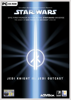 Star Wars Jedi Knight II Jedi Outcast (Steam) Global CD KEY