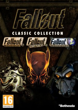 Fallout Classics Collection (Steam) Global CD KEY