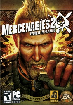 Mercenaries 2: World in Flames Retail