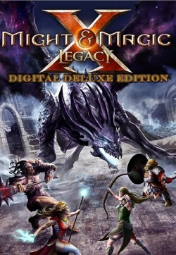 Might & Magic X - Legacy Deluxe (Uplay) Global CD KEY