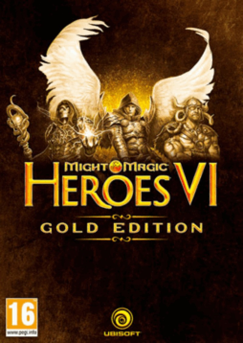 Heroes of Might & Magic VI Gold Edition (Uplay) Global CD KEY