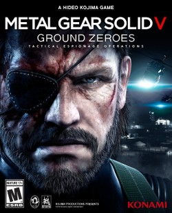 Metal Gear Solid V Ground Zeroes (Steam) Global CD KEY