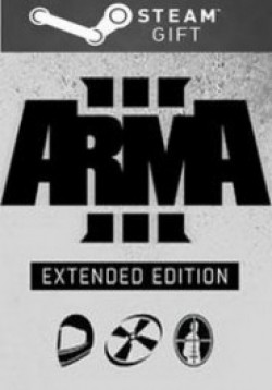 STEAM GIFT : Arma 3 - Extended Edition