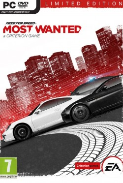 NFS: Most Wanted Limited Edition (Origin) Global CD Key