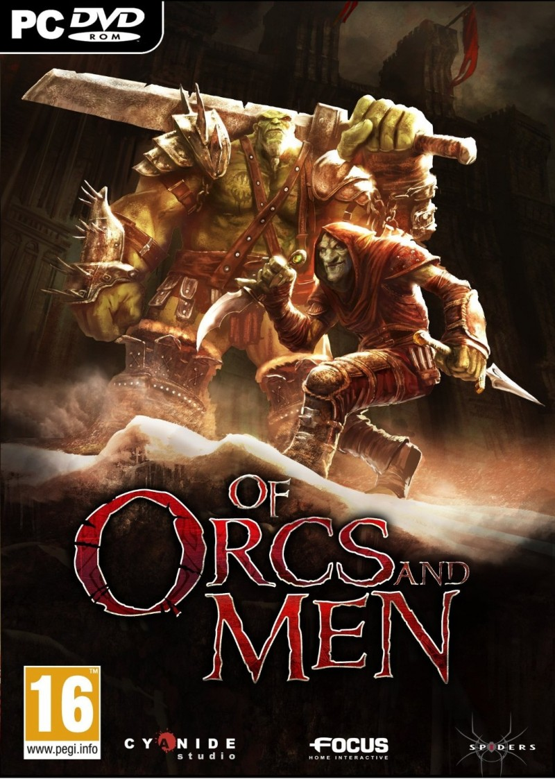 Of Orcs and Men STEAM Rus
