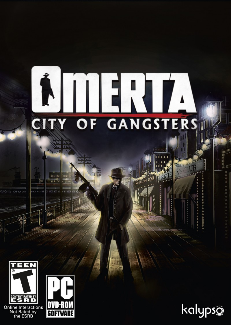 Omerta : City of Gansters Steam RU ( req, RU VPN to activate / then multilang )