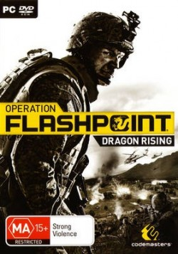 Operation Flashpoint: Dragon Rising (Steam) Global CD KEY