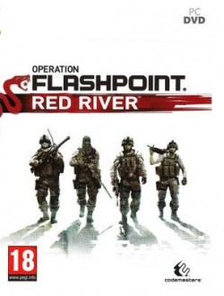 Operation Flashpoint: Red River (Steam) Global CD KEY