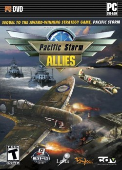 Pacific Storm Allies (Steam) Global CD KEY