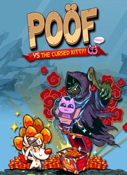 Poöf vs The Cursed Kitty (Steam) Global CD KEY
