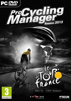 Pro Cycling Manager 2013 (Steam) Global CD KEY