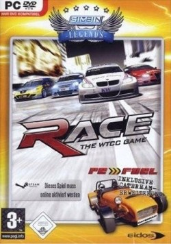 RACE: The WTCC Game + Caterham (Steam) Global CD KEY