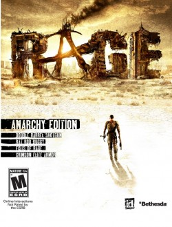 RAGE Anarchy Edition uncut (Steam) Global CD KEY