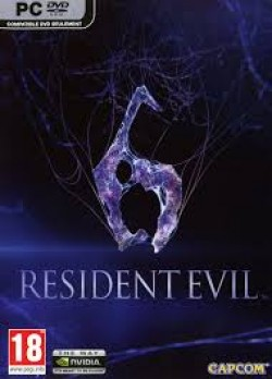 Resident Evil 6 (Steam) Global CD KEY