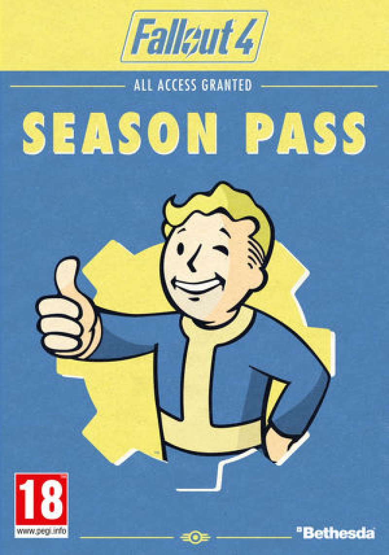 Fallout 4 Season Pass (Steam) Global CD KEY