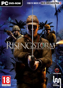Rising Storm Steam RU ( RU vpn to play and activate )