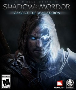 Middle-Earth: Shadows of Mordor GOTY (Steam) Global CD KEY