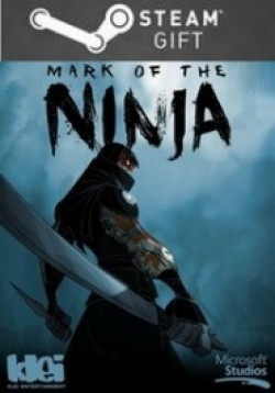 STEAM GIFT :  Mark of the Ninja (global/multil)