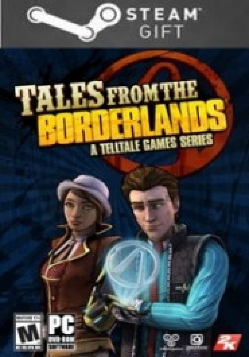 STEAM GIFT : Tales from the Borderlands (global/multil)